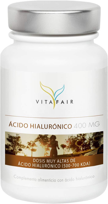 capsulas acido hialuronico vitafair