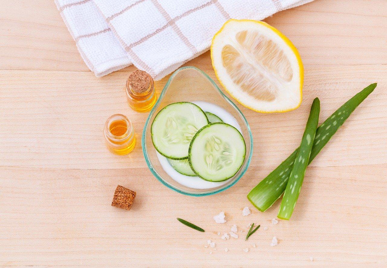 Ingredientes que tienes en casa que sirven como desmaquillante natural