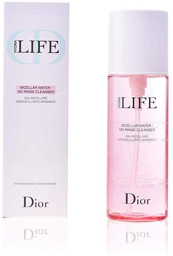 Dior Hydra Life Eau Micellaire Démaquillante Apaisante