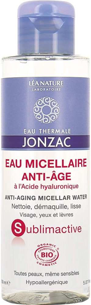 Eau Thermale Jonzac Sublimactive Anti-Aging Micellar Water