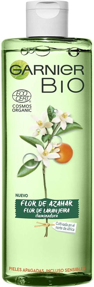 Garnier BIO Agua Micelar Flor de Azahar ecológica