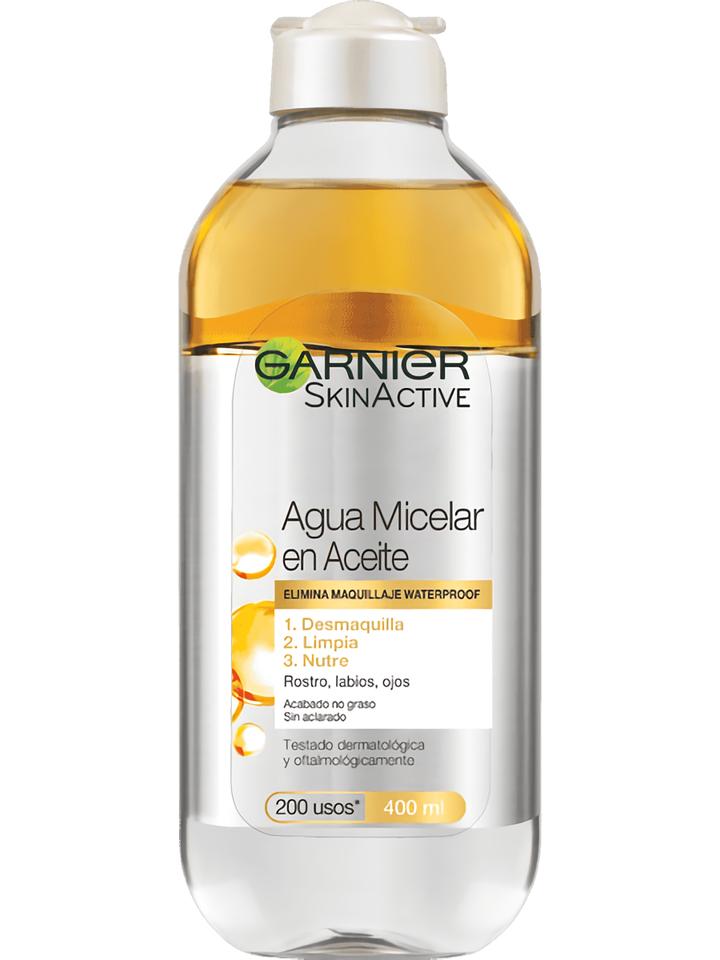 Agua Micelar Bifásica Garnier Skin Active