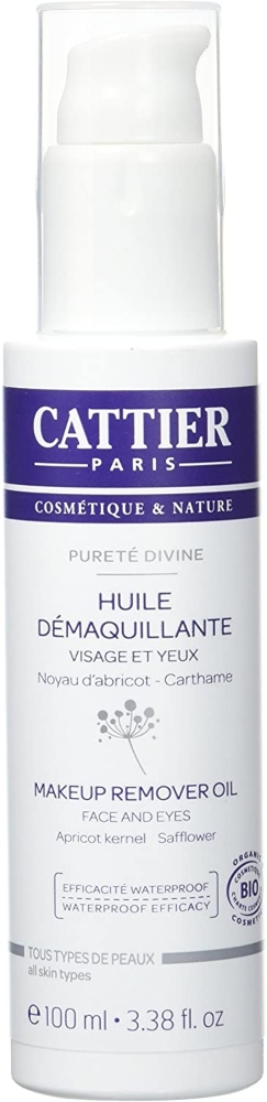 Cattier Aceite Desmaquillante Bio Pureté Divine