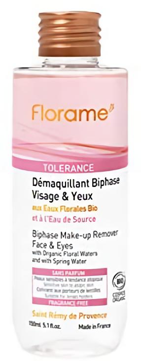 Desmaquillante Bifásico para Ojos y Labios de Florame