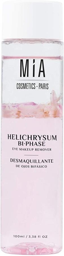 Desmaquillante de Ojos Bifásico Helycrisum deMia Cosmetics Flowell